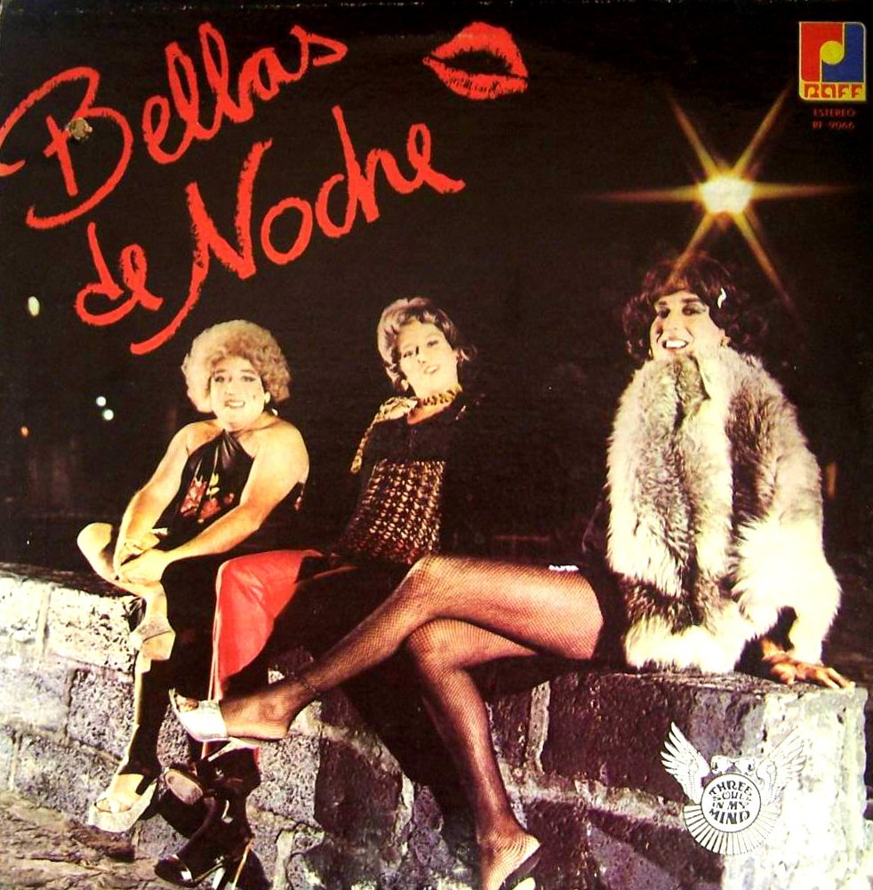 Three Souls in My Mind – Bellas de Noche