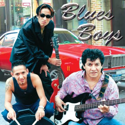 Blues Boys – De regreso en el camino