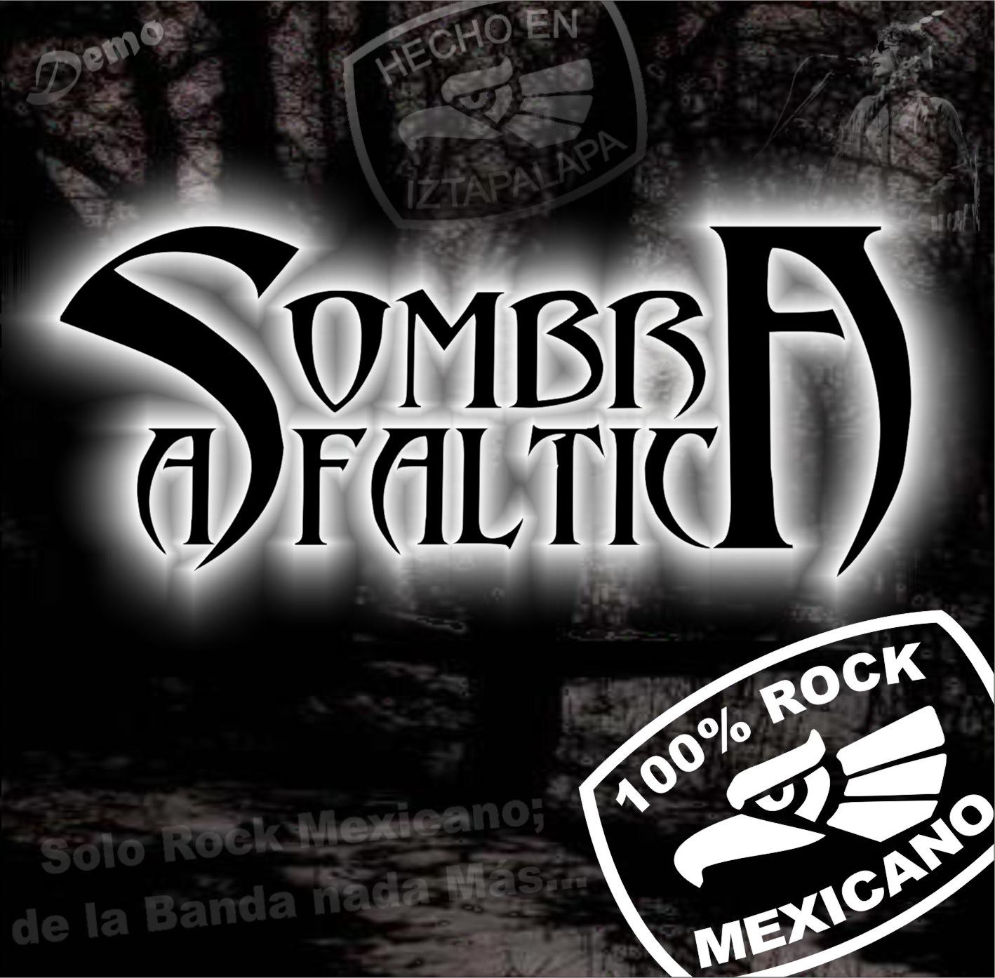 Sombra asfáltica – 100% rock mexicano (demo)