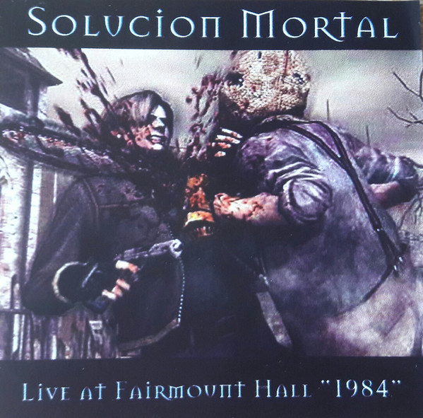 Solución mortal -Live at Fairmount hall